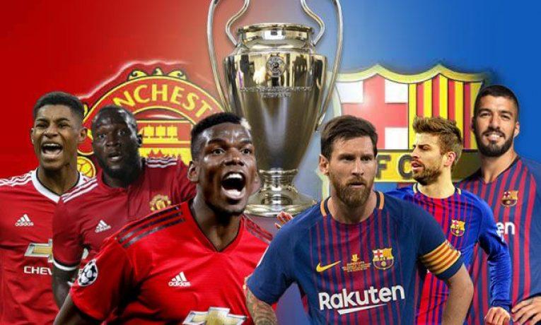 Manchester United - Barcelona