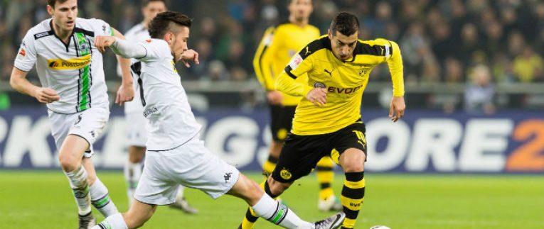 V bitvě dvou Borusií půjde o mnoho! Šlágr Gladbach vs Dortmund může rozhodnout o titulu i Lize mistrů