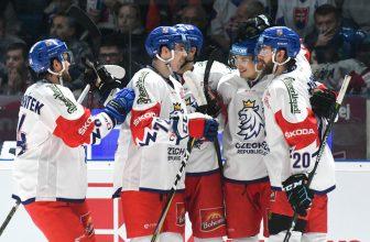 Trenér Říha uveřejnil nominaci na MS v hokeji, jedou všichni hráči z NHL