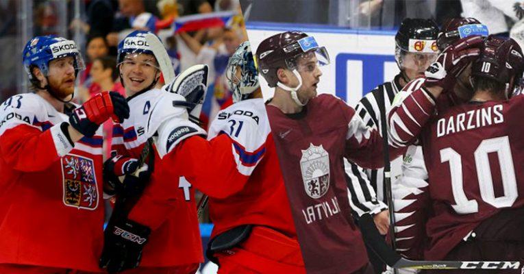 Česko vs. Lotyšsko: Povinná výhra pro naši reprezentaci