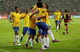 Brazílie - Venezuela