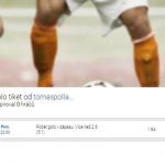 Rozbor tiketu: 3 góly ve finále Copa América zajistily tipérovi výhru 46.800,- Kč!