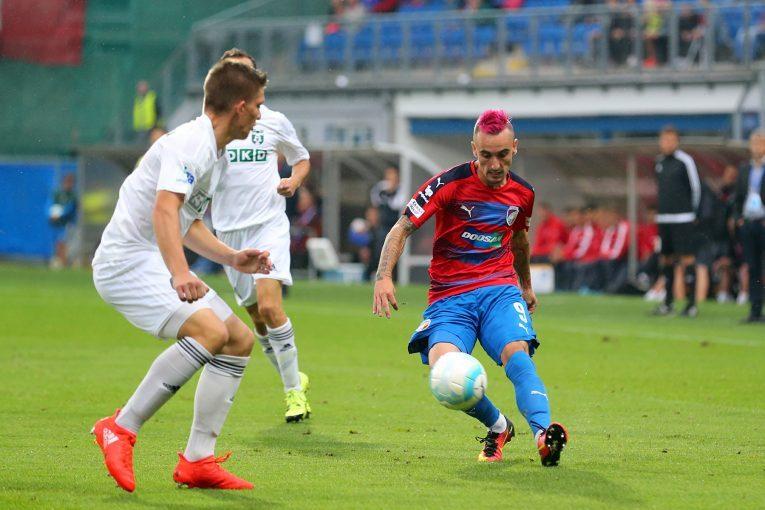 Plzeň-Karviná: Po remíze s Olympiakosem potřebuje Viktoria porazit nulový MFK