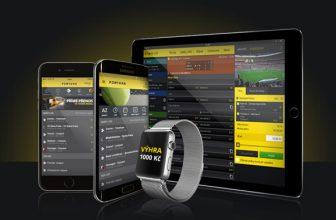 Recenze mobilní aplikace Fortuna