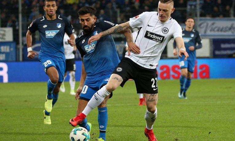Kadeřábek a spol. vstoupí do nové sezony v zápase Frankfurt vs Hoffenheim
