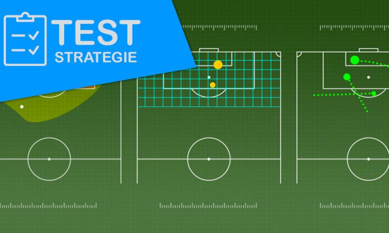 Test strategie sazeni
