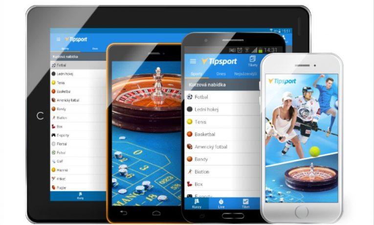 Recenze mobilní aplikace Tipsport