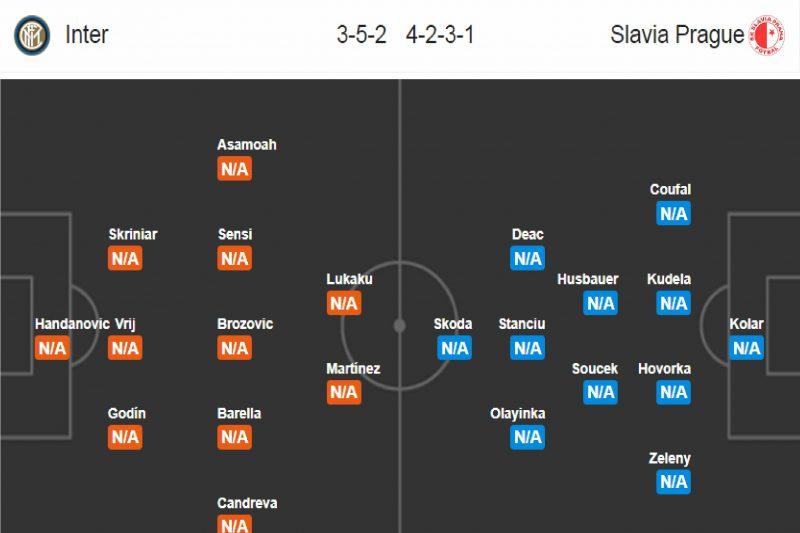 Inter - Slavia