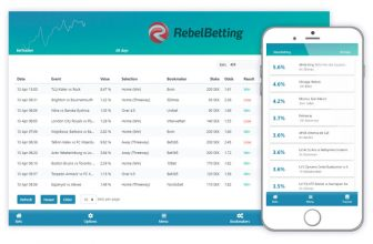 RebelBetting – recenze sázkového programu na hledání value betů