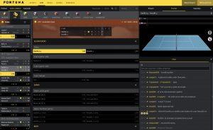 Fortuna screenshot