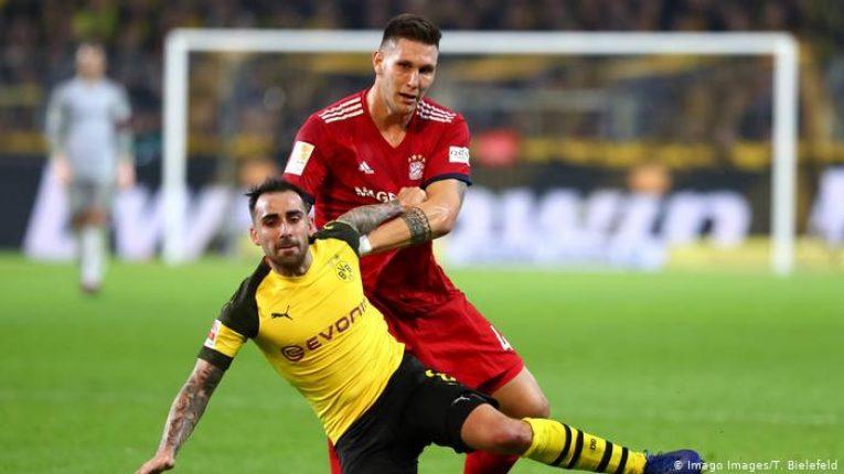 11. kolo Bundesligy patří bitvě titánů Bayern vs Dortmund!