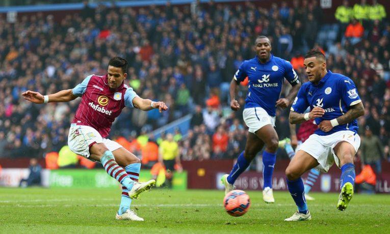 Aston Villa - Leicester