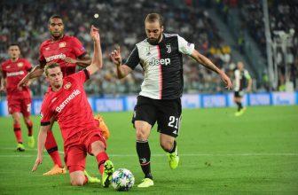 Leverkusen - Juventus