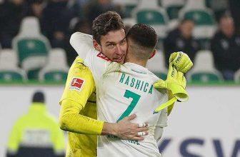 Pavlenka, Gebre Selassie a spol. hostí ligového nováčka. 14. kolo BL uzavře duel Brémy vs Paderborn