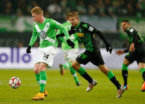 """Vlci hostí lídra Bundesligy. Proč v duelu Wolfsburg vs Gladbach tipovat na """"jedničku""""?"""