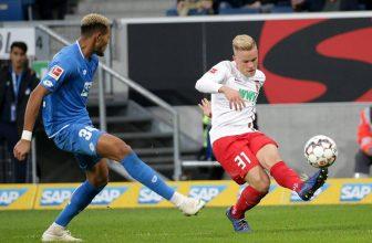 Hoffenheim vs Augsburg: Jediná páteční předehrávka 15. kola proti sobě svede české legionáře Kadeřábka a Koubka se Suchým