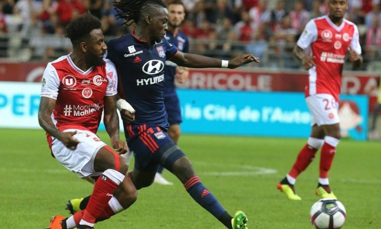 Lyon na hřišti Reims nevyhrál od roku 2015