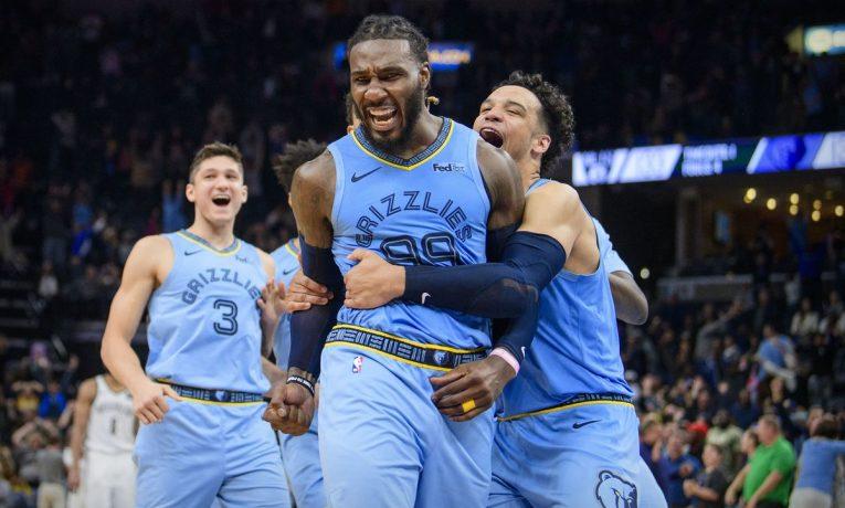 Kdo z vás čekal, že po půlce základní části se Memphis Grizzlies budou vyhřívat na 8. postupové příčce?