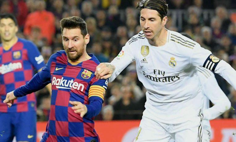Souboj o titul mezi Realem a Barcelonou ještě bude zajímavý.