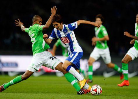 Wolfsburg vs Hertha: Vlci na Berlíňany umí, ale nyní tápou. Jak a proč na zápas vsadit?