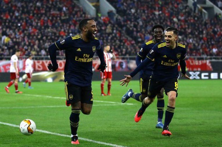 Arsenal - Olympiakos