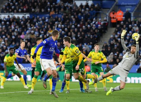 Norwich - Leicester