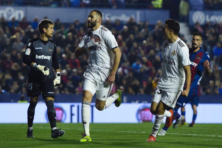 Levante - Real Madrid