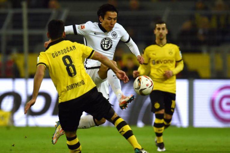 Gólové hody a těsná výhra domácích? I tak vypadá predikce pro zápas Dortmund vs Frankfurt!