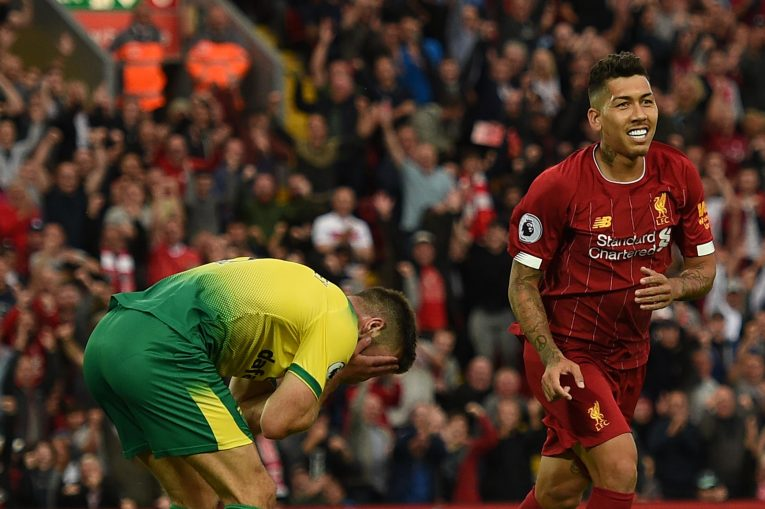 Norwich - Liverpool