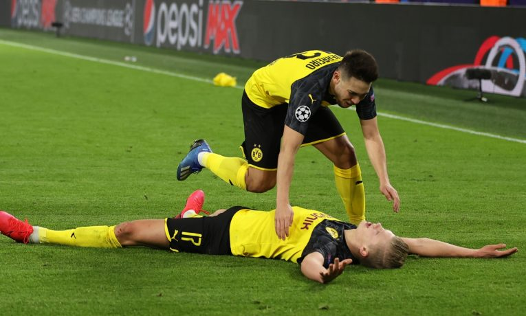 PSG - Borussia Dortmund