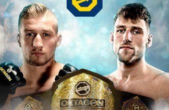 Oktagon 16 – Další MMA zážitek, návrat do nejtvrdšího města Ostravy!