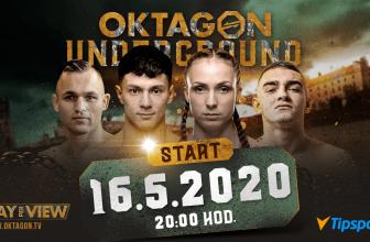 Oktagon se vrací v česko-slovenském speciálu!