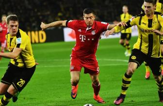 Atraktivní bitva o 1. místo Bundesligy: V úterý se odehraje šlágr Dortmund vs Bayern!