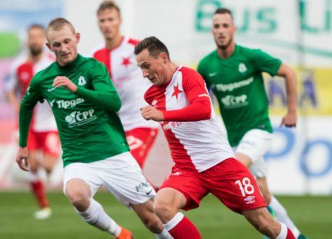 Sobotní zápasy hlasitě promluví do boje o titul. Jak tipovat na šlágr Slavia-Jablonec?
