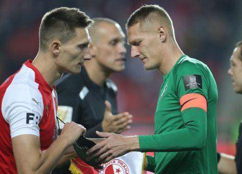 Středočeši hostí rozjetého obhájce titulu, který zápas Příbram-Slavia vyhrál 7x v řadě