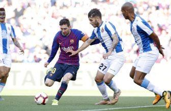 Katalánské derby mezi týmy z odlišných pólů tabulky