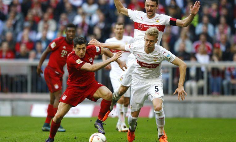 Stuttgart hostí Bayern: Tutovka? Padne více než 2,5 gólu!