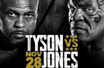 VIDEO: Mike Tyson vs Roy Jones Jr. – zápas skončil remízou!