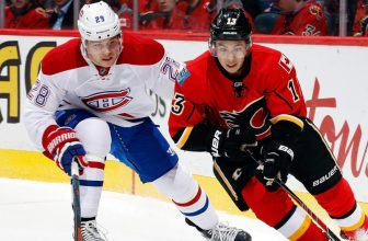 Canadiens vs. Flames