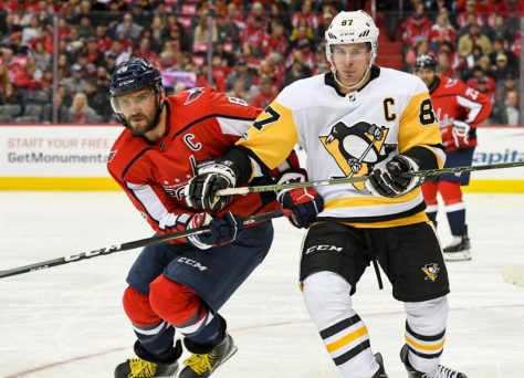 Pittsburgh vs. Capitals
