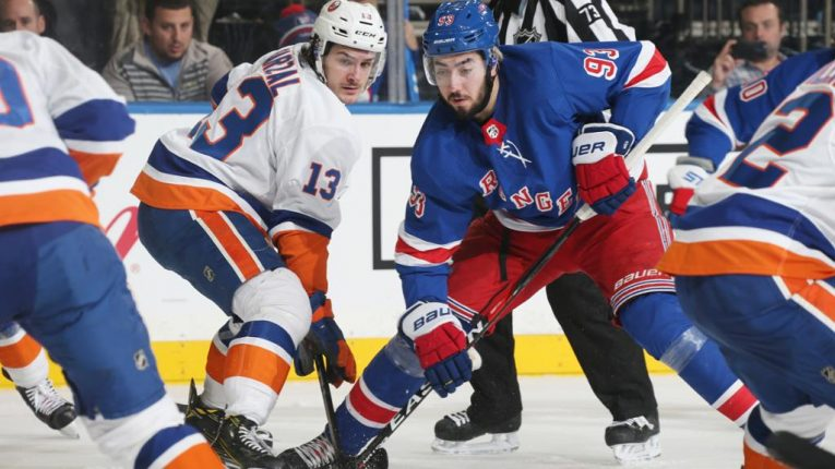 Derby v NHL! Rangers budou hostit Islanders