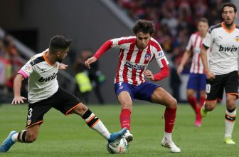 Atletico Madrid - Valencia