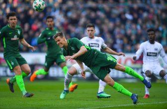Werder vs Eintracht: Gebre s Pavlenkou jsou ve středu tabulky, hosté bojují o poháry. Jak vsadit?
