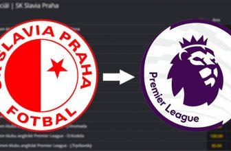 Vsaďte si na to, který z hráčů Slavie přestoupí v létě do týmu hrající Premier League!