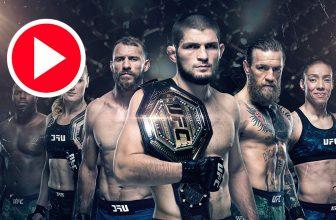 Kde sledovat UFC živě?