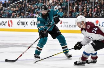 Sharks vs. Avalanche
