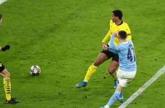Dortmund - Man City
