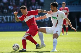 Stuttgart a Augsburg otevřou v pátek 32. kolo Bundesligy