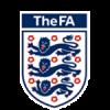 Logo týmu Anglie