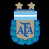 Logo týmu Argentina